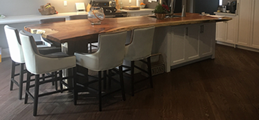 Hardwood Floor Installation in Ajax